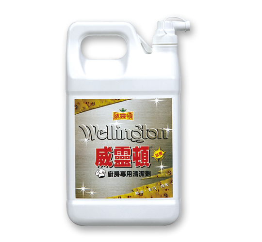 Wellington Natural Kitchen Cleanser for Counter & Cabinet