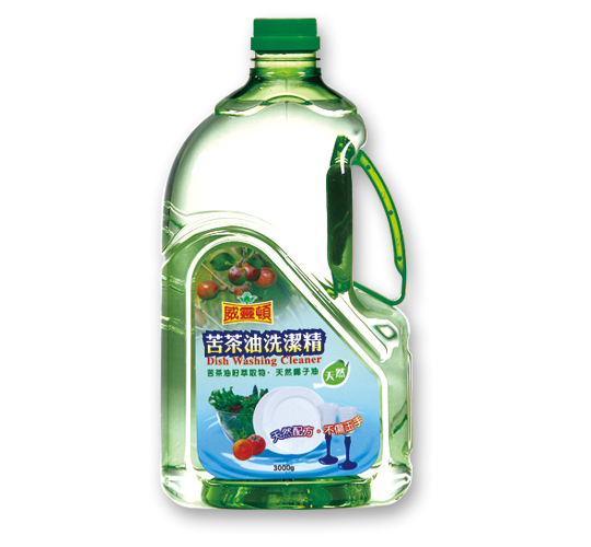 Wellington Camellia Oleifera Seed Oil Dish Detergent Cleanser